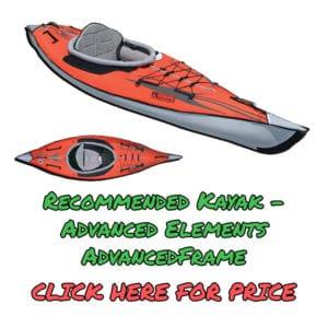 AdvancedFrame Recommended Kayak