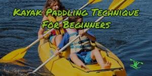 paddling technique feature image
